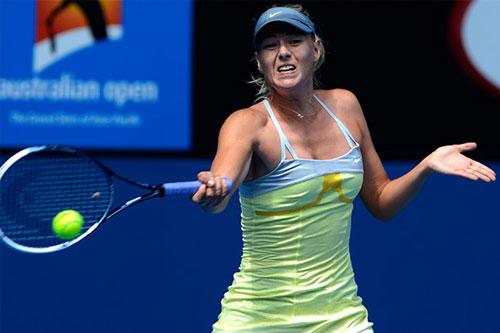 Sharapova - Puchkova: Khởi đầu như mơ (V1 Australian Open) - 1