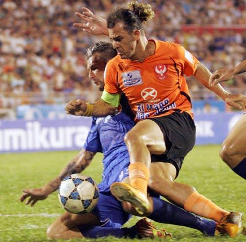Kesley đòi kiện bầu Thụy lên FIFA - 1