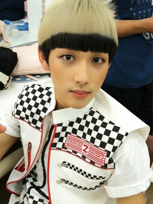 13 idol Hàn có mái tóc nhuộm cực chất - 6