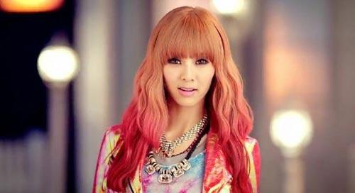13 idol Hàn có mái tóc nhuộm cực chất - 7