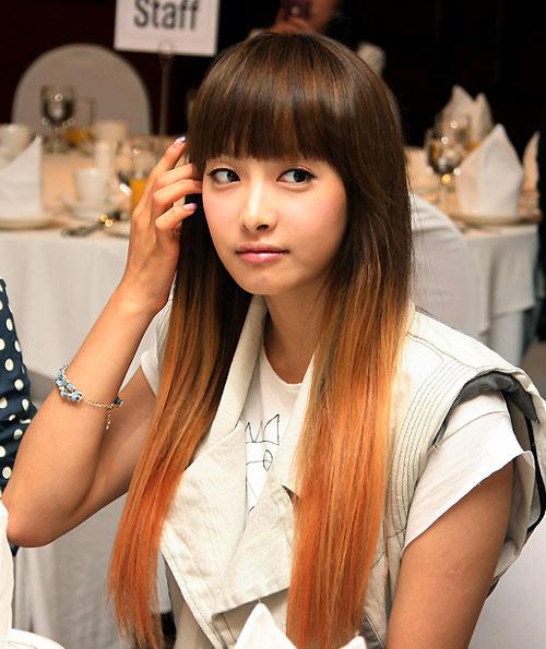 13 idol Hàn có mái tóc nhuộm cực chất - 9