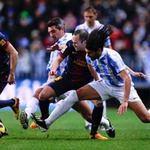 Bóng đá - Malaga - Barca: Sức mạnh tuyệt đối