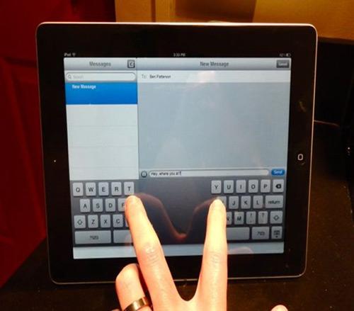 10 thủ thuật sử dụng iPad bạn nên thử - 5