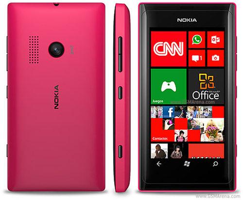 Nokia Lumia 505 giá 5,7 triệu đồng - 2