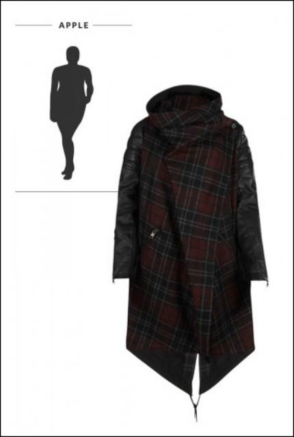 Chọn áo khoác dài cho từng vóc dáng - 7