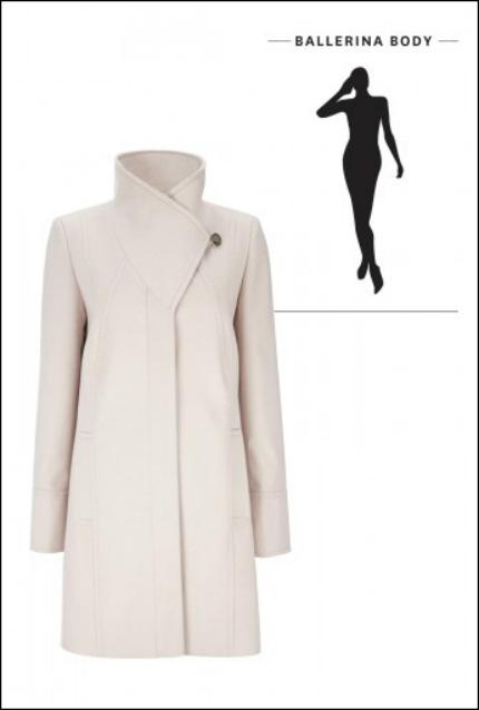 Chọn áo khoác dài cho từng vóc dáng - 8