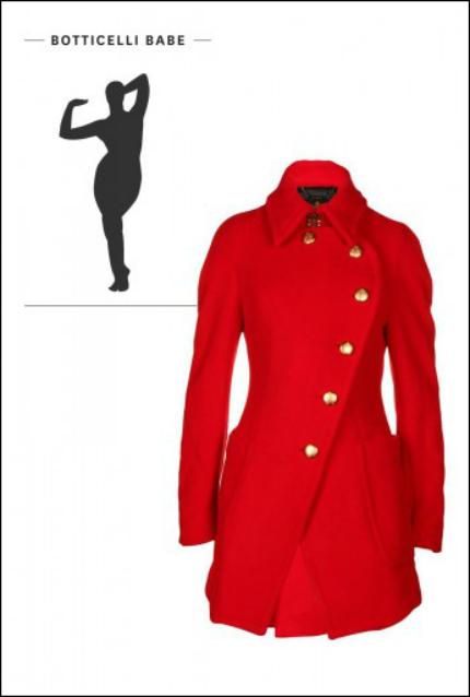 Chọn áo khoác dài cho từng vóc dáng - 10