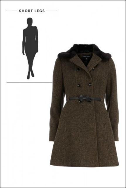 Chọn áo khoác dài cho từng vóc dáng - 11
