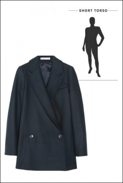 Chọn áo khoác dài cho từng vóc dáng - 5