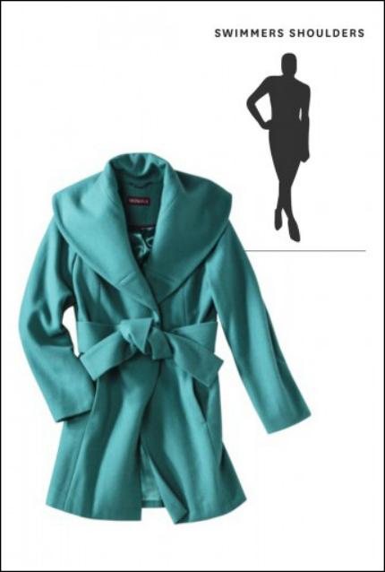 Chọn áo khoác dài cho từng vóc dáng - 6