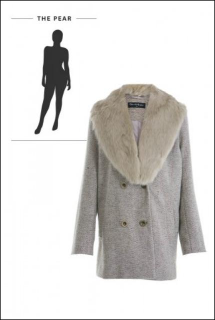 Chọn áo khoác dài cho từng vóc dáng - 3