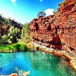 Du lịch - Chốn bồng lai ở công viên 2 tỷ năm tuổi