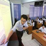 Giáo dục - du học - Dạy học bằng tiếng Anh: Chồng chất nỗi lo