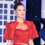 Thời trang - Mẫu Việt khoe sắc cùng váy Xuân