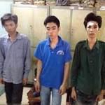 An ninh Xã hội - Bắt 3 kẻ chặt tay, cướp xe người đi đường