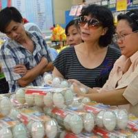 'Làm giá' trứng, phải xử lý nghiêm