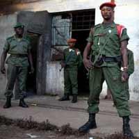 Congo: Hơn 300 tù nhân vượt ngục