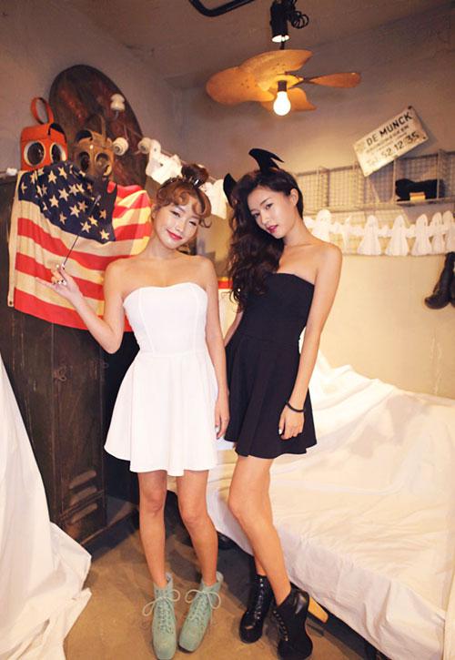 Chọn váy xinh tươi đi dự tiệc - 7