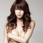 Thời trang - Ảnh bán nude gây sốt của mẫu Hàn