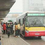 Tin tức trong ngày - Xe buýt sẽ phục vụ đến 17h ngày 30 Tết