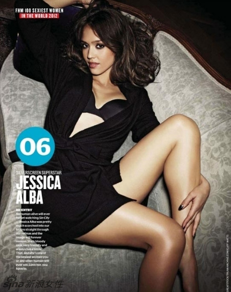 10 chân dài sexy nhất thế giới năm 2012! - 11
