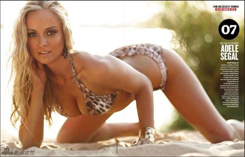 10 chân dài sexy nhất thế giới năm 2012! - 13