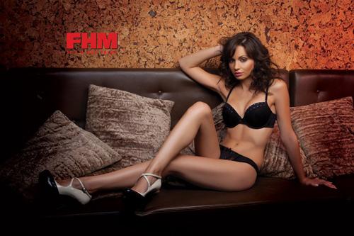 10 chân dài sexy nhất thế giới năm 2012! - 5