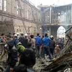 Tin tức trong ngày - Mái nhà thờ đổ sập, 3 người chết