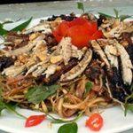 Ẩm thực - Lạ miệng với gỏi lươn trộn bắp chuối