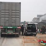 Tin tức trong ngày - Công nhân phân luồng GT bị ô tô cán chết