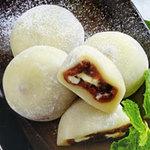 Ẩm thực - Cách làm bánh mochi dẻo thơm