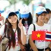 Miss Teen Việt rạng rỡ trên đất Thái