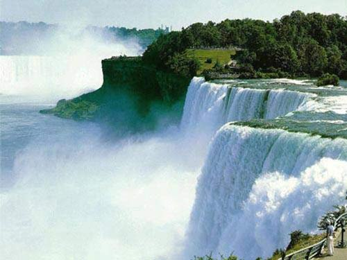Chiêm ngưỡng thác nước đẹp mê hồn ở Trung Quốc - 3