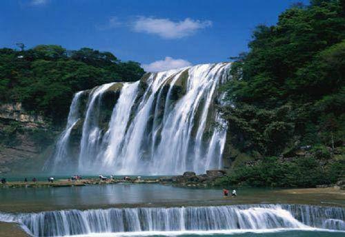 Chiêm ngưỡng thác nước đẹp mê hồn ở Trung Quốc - 4