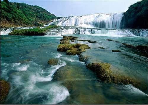 Chiêm ngưỡng thác nước đẹp mê hồn ở Trung Quốc - 5