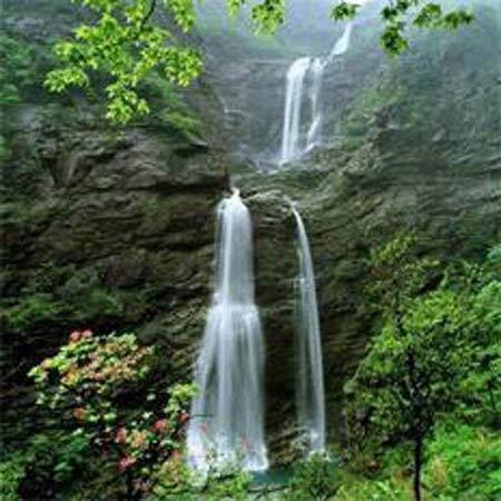 Chiêm ngưỡng thác nước đẹp mê hồn ở Trung Quốc - 7