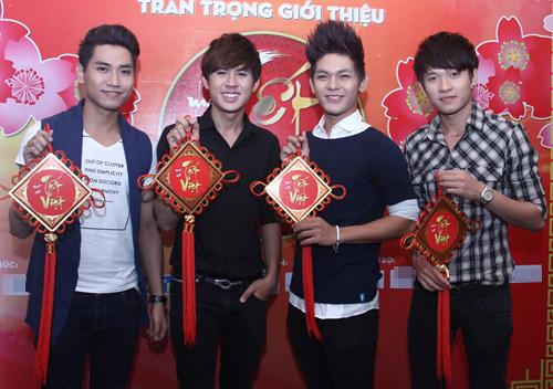 Hà Hồ và dàn sao Việt cùng đón Xuân - 11