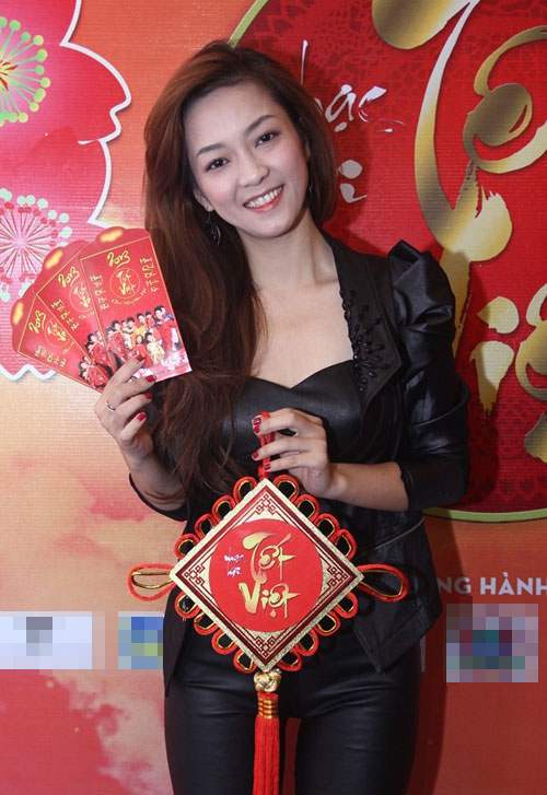 Hà Hồ và dàn sao Việt cùng đón Xuân - 5