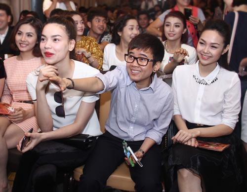 Hà Hồ và dàn sao Việt cùng đón Xuân - 10