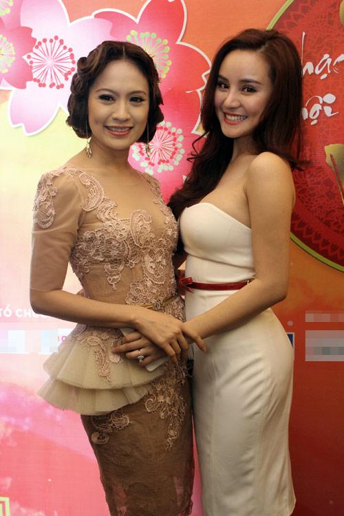 Hà Hồ và dàn sao Việt cùng đón Xuân - 3
