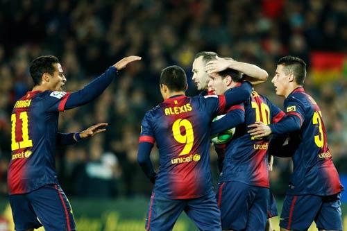 La Liga trước vòng 20: Tâm điểm Hang dơi - 1