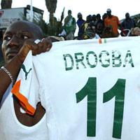 CAN 2013 khai mạc: Lần cuối cho Drogba