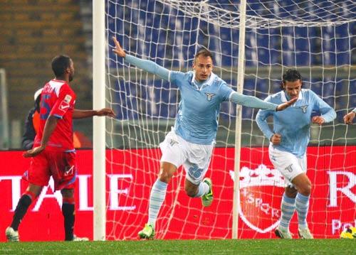 Serie A trước vòng 21: Nóng ở top đầu - 1