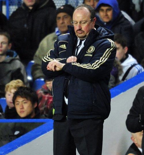 Chelsea dưới thời Benitez: Nhảy chân sáo - 2