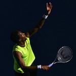 Thể thao - Giao bóng lỗi kép hiếm thấy ở Australian Open