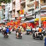 Tin tức trong ngày - TPHCM: Tết sớm ở phố người Hoa