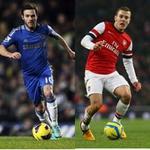 """Bóng đá - Chelsea – Arsenal: Những """"số 10"""" đại chiến"""