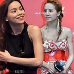 Ca nhạc - MTV - Hà Hồ tự tin so găng Nữ hoàng xứ Đài