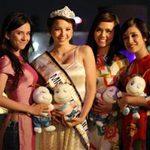 Bạn trẻ - Cuộc sống - Miss Teen Việt khoe sắc trên đất Thái