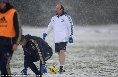 Benitez: Tệ nhất dưới thời Abramovich - 1